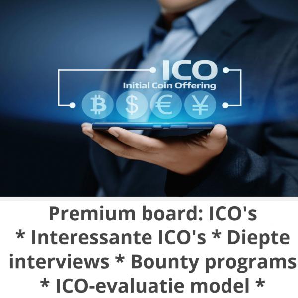 ICO board