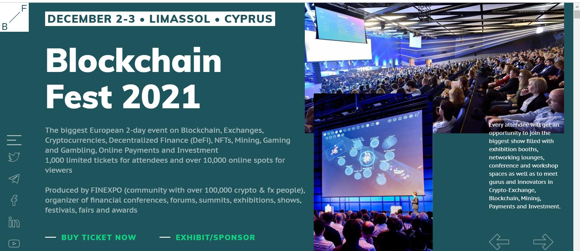 Blockchain Fest 2021